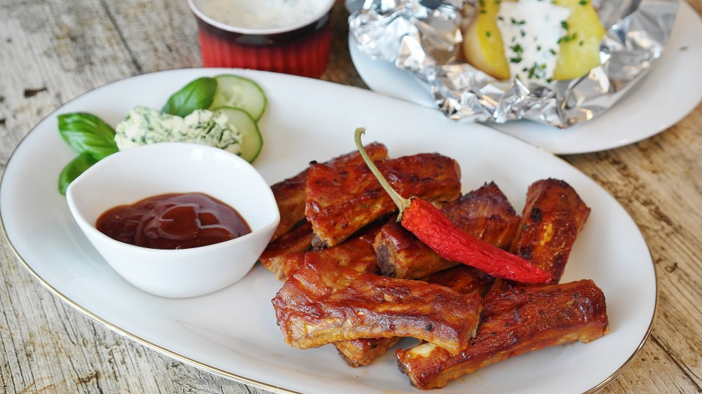 barbecue sauce spare-ribs-2225208_1920